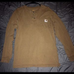 Carhartt Original Fit Henley